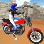 Motorcycle Escape Simulator – Fast Car and Police 2.1 (MOD, Unlimited Money)