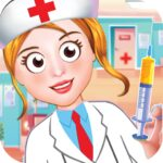 My Pretend Play Hospital Games: Doctor Town Life  (MOD, Unlimited Money)