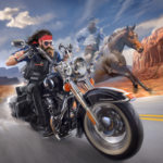 Outlaw Riders: War of Bikers 0.3.0 (MOD, Unlimited Money)