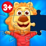 Puzzle Kids – Animals Shapes and Jigsaw Puzzles 1.5.7 (MOD, Unlimited Money)