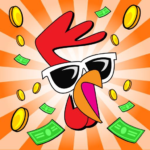 Rooster Booster – Idle Chicken Clicker 1.0 (MOD, Unlimited Money)