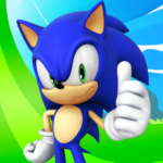 Sonic Dash 4.24.0 (Mod Unlimited Coins)