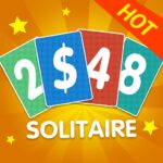 2048 Cards Casual – 2048 Solitaire Games 1.1.1 (MOD, Unlimited Money)