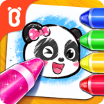 Baby Panda's Coloring Pages 8.53.00.03 (MOD, Unlimited Money)