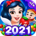 Bubble Shooter 1.1.56 (Mod Coin Pack)