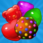 Candy Dandy : Candies Crusher 2.3 (MOD, Unlimited Money)