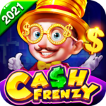 Cash Frenzy™ Casino 3.0.007 (Mod Unlimited Coin package)
