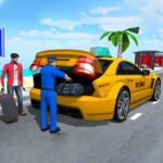 City Taxi Driver 2021 2: Pro Taxi Games 2021 0.1 (MOD, Unlimited Money)