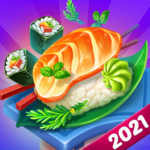 Cooking Love – Crazy Chef Restaurant cooking games 1.1.0 (MOD, Unlimited Money)