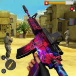 Counter Terrorist Critical Strike Force Special Op 4.7 (MOD, Unlimited Money)