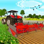 Farming Tractor Driver Simulator : Tractor Games  3.2 (MOD, Unlimited Money)