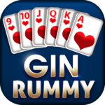 Gin Rummy – Best Free 2 Player Card Games 23.8 (MOD, Unlimited Money)
