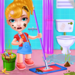 Keep Your House Clean – Girls Home Cleanup Game 1.2.59 (MOD, Unlimited Money)