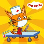 Kid-E-Cats: Hospital for animals. Injections  (MOD, Unlimited Money)