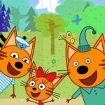 Kid-E-Cats: Picnic with Three Cats・Kitty Cat Games 2.2.5 (MOD, Unlimited Money)