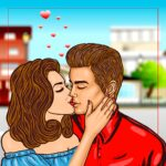 Kissing Game – kiss your girlfriend 1.9 (MOD, Unlimited Money)