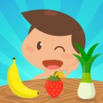 Learn fruits and vegetables – games for kids 2.1.3 (MOD, Unlimited Money)