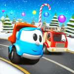 Leo the Truck 2: Jigsaw Puzzles & Cars for Kids 1.0.12 (MOD, Unlimited Money)