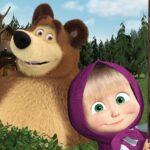 Masha and the Bear. Educational Games 6.6 (MOD, Unlimited Money)