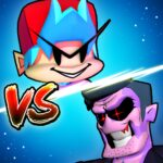 Mod for Friday night funkin : Fighting 1 (MOD, Unlimited Money)