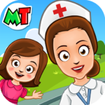 My Town : Hospital and Doctor Games for Kids 1.04 (MOD, Unlimited Money)