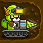 Popo's Mine – Idle Mineral Tycoon 1.4.4 (MOD, Unlimited Money)