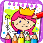 Princess Coloring Book & Games  1.54 (MOD, Unlimited Money)