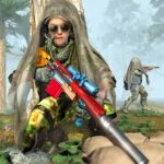 Real Cover Fire: Offline Sniper Shooting Games 1.18 (MOD, Unlimited Money)