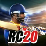 Real Cricket™ 20 4.3  (MOD, Unlimited Money)