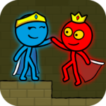 Red and Blue Stickman : Animation Parkour 1.1.5 (MOD, Unlimited Money)