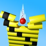 Stack Ball : Blast all colorful bricks 3d 1.3.0910 (MOD, Unlimited Money)