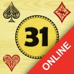 Thirty-One   31   Blitz – Card Game Online  3.17  (MOD, Unlimited Money)