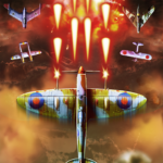 Top Fighter: WWII airplane Shooter 44 (MOD, Unlimited RAPTOR)