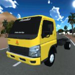 Truck Oleng Canter Simulator (Indonesia) 1.2 (MOD, Unlimited Money)