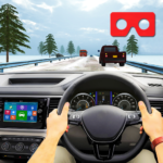 VR Traffic Racing In Car Driving : Virtual Games 1.0.22 (MOD, Unlimited Money)
