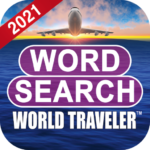 Word Search World Traveler 1.16.6 (Mod Unlimited Hints)
