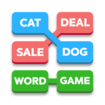 Word to Word: Fun Brain Games, Offline Puzzle Game 1.5.0 (MOD, Unlimited Money)