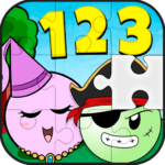 123 Dots: Learn to count numbers for kids  (MOD, Unlimited Money)01.04.027