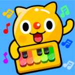 Baby Piano For Toddlers: Kids Music Games 1.5 (MOD, Unlimited Money)