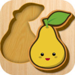 Baby Wooden Blocks Puzzle  (MOD, Unlimited Money)7.1