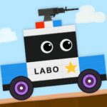 Brick Car 2 Game for Kids: Build Truck, Tank & Bus  (MOD, Unlimited Money)1.0.93