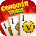 Conquian Vamos – The Best Card Game Online  (MOD, Unlimited Money)1.1.8