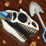 Dino Quest – Dig & Discover Dinosaur Fossil & Bone 1.8.9  (MOD, Unlimited energy)
