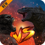 Godzilla & Kong 2021: Angry Monster Fighting Games  (MOD, Unlimited Money)6