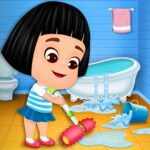 Home and Garden Cleaning Game – Fix and Repair It  (MOD, Unlimited Money)11.0
