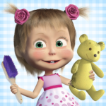 Masha and the Bear: House Cleaning Games for Girls 2.0.2 (MOD, Unlimited Money)