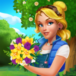 Park Town: Match 3 Game with a story!  (MOD, Unlimited Money)1.42.3668