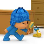 Pocoyo and the Mystery of the Hidden Objects  (MOD, Unlimited Money)1.40