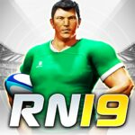 Rugby Nations 19  (MOD, Unlimited Money)1.3.5.194