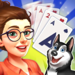 Solitaire Pet Haven – Relaxing Tripeaks Game 3.1.4 (MOD, Unlimited Money)